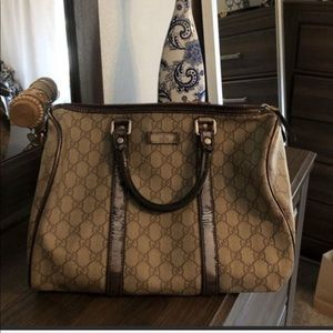 Gucci Boston - make an offer!